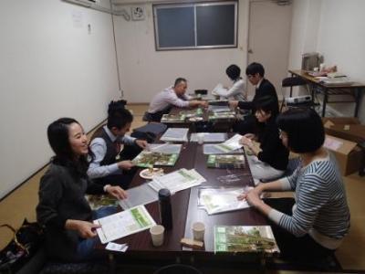 国際協力ボランティア☆2月のBAJカフェ