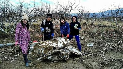 ボランティア始めは朝倉から -九州北部豪雨朝倉市果樹園復旧ボランティ...