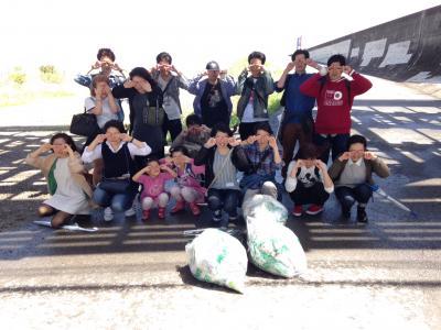 18歳から40才 大阪でゴミ拾いのボランティア