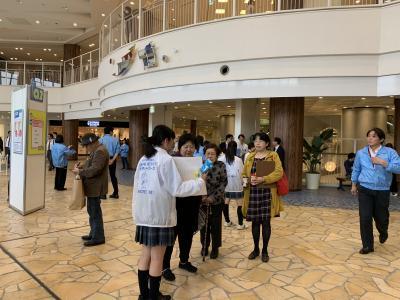 【11月10日】イベント運営ボランティア募集