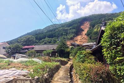 6.6 PARCICトークCafe 愛媛編 – 西日本豪雨被災者支援