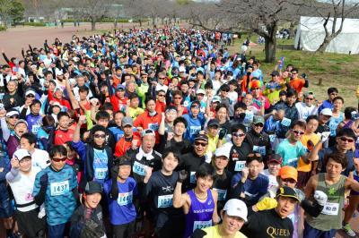 大阪 RUNRUNRUN 2020 in 万博記念公園
