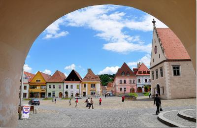 中欧スロバキア大使館フォーラム 受付・レポート