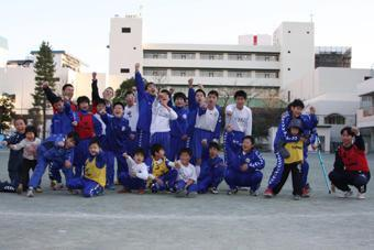 6月8日(土)障がいのある子どもたちとサッカー!/東陽町(江東区)