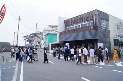 東伊豆稲取 空き家・空き店舗めぐりイベント&ご当地BBQボランティア