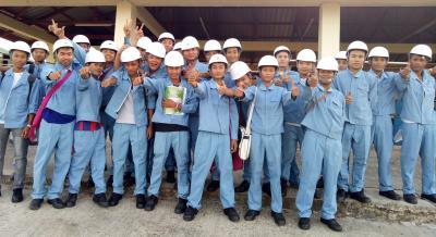 ミャンマーから学ぶ国際協力2 若者に未来をつかむチカラを!パアン技術...