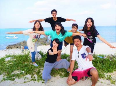【春休み】青い海と白い砂浜に囲まれた与論島でガッツリ農業ボランティア!