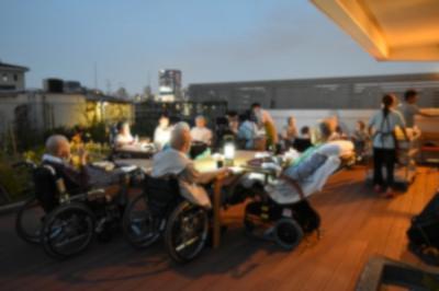 【中野区】老人ホーム納涼祭のボランティア募集【8月24日】