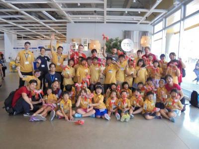 【福岡】小学生と一緒に1日中英語で活動するサマースクール【ボランティ...