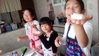 子ども向け料理教室の講師補助してくれる方募集!