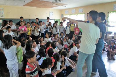 NGOの仕事を体験!フィリピン短期海外インターン