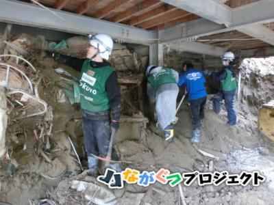 【!!緊急募集!!】平成30年7月豪雨ボランティア第12陣 (大阪集合解...