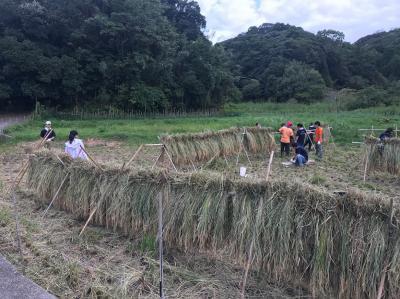 村づくりプロジェクト 第1期村人募集(ボランティア)