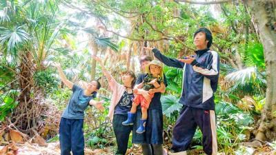 【春休み】人口70人の島、神が護る「悪石島」でボランティアツアー!