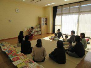 絵本の読み聞かせ・おはなし会・子ども文庫のサポートボランティア募集...