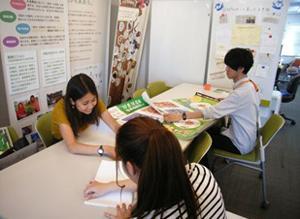 【学生向けイベント】夏チャレ!ちょこっとボランティア体験