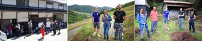 【ボランティアキャンプ開催‼】佐渡環境保全プログラム&寺泊体験