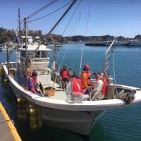 ZOOMで繋ぐ、南三陸バーチャル漁業支援ボランティアツアー:5月2日