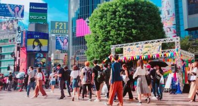 渋谷で一緒にフェス作りませんか?9/8「渋谷ズンチャカ!」当日ボラ...