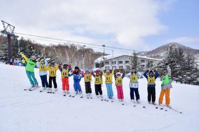 【関東】大人気☆年末年始♪子どもとスキー!野外体験!短期OK◎単発OK!