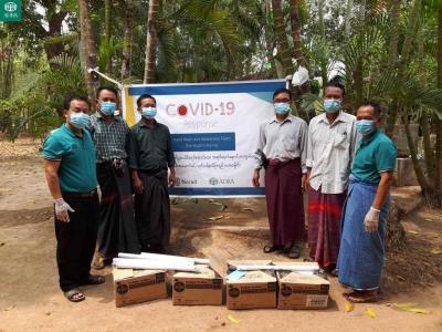 新型コロナウイルスの感染が拡がる開発途上国の今