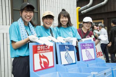 祇園祭ごみゼロ大作戦2020 ボランティアスタッフ(個人)大募集!!!