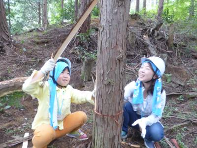 9/23(日)「さぬきの森 森林の楽校2018」