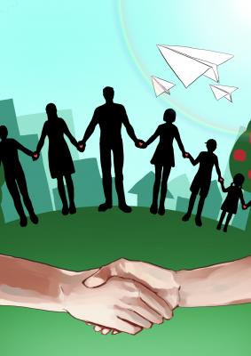 令和元年度山形県福祉教育・ボランティア研究協議会 福祉共育推進セミ...
