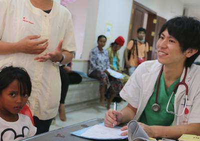 【初開催!】国際医療に興味のある医師向けイベント!