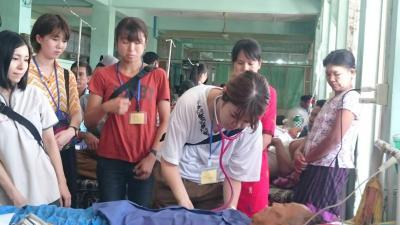 国際医療ボランティアツアー(学生・医療者・どなたでもご参加可能)
