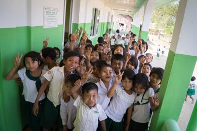 BAJ活動報告イベント  ミャンマーから学ぶ国際協力(3)-みんなでつくっ...