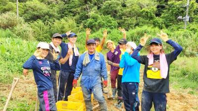 【春休み】沖縄の大自然で農業や伝統行事を手伝う!村おこしボランティア!