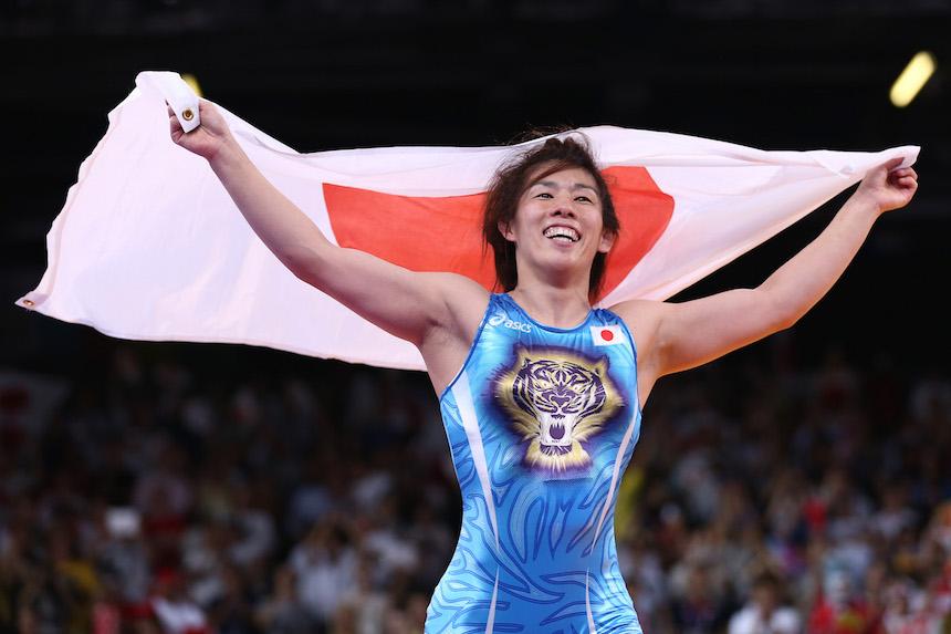 吉田沙保里 | VICTORY