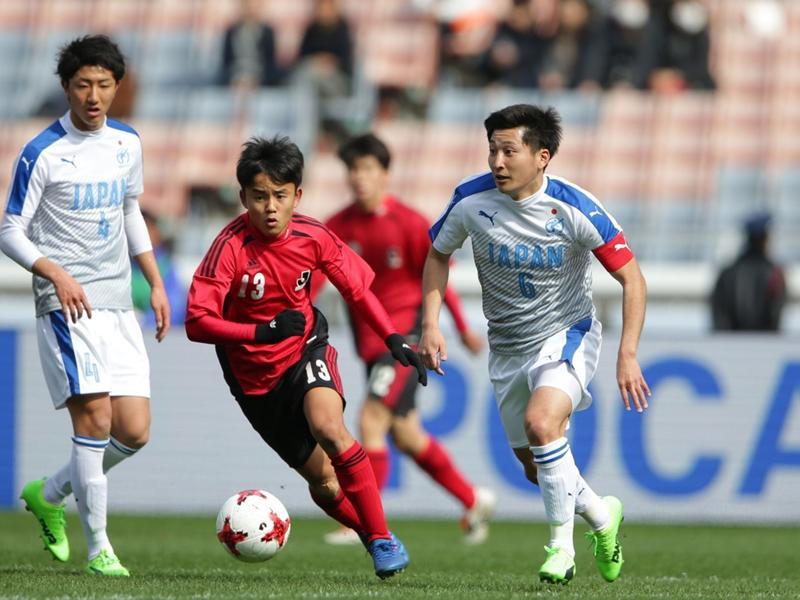 高校 選抜 日本 サッカー