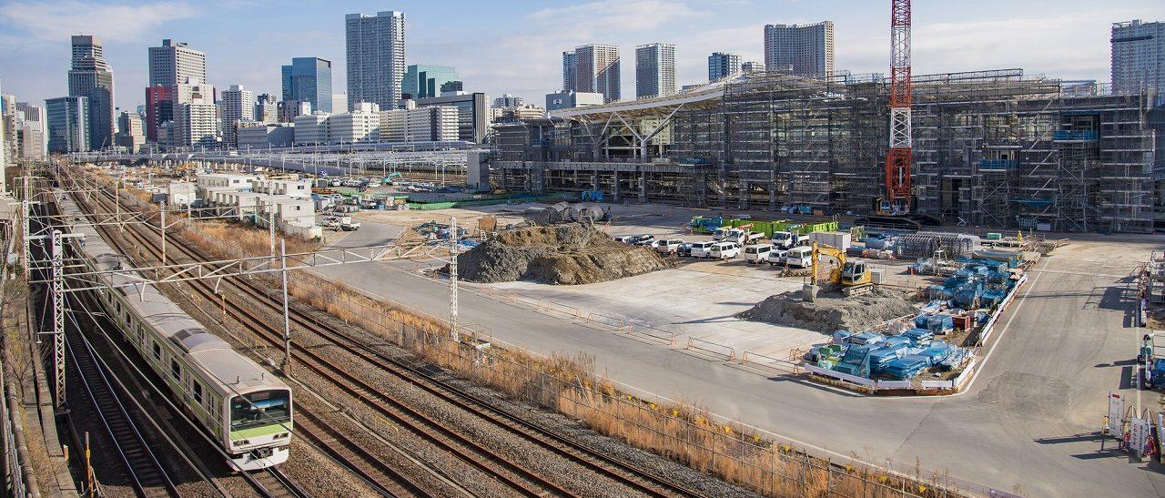 新駅 再開発