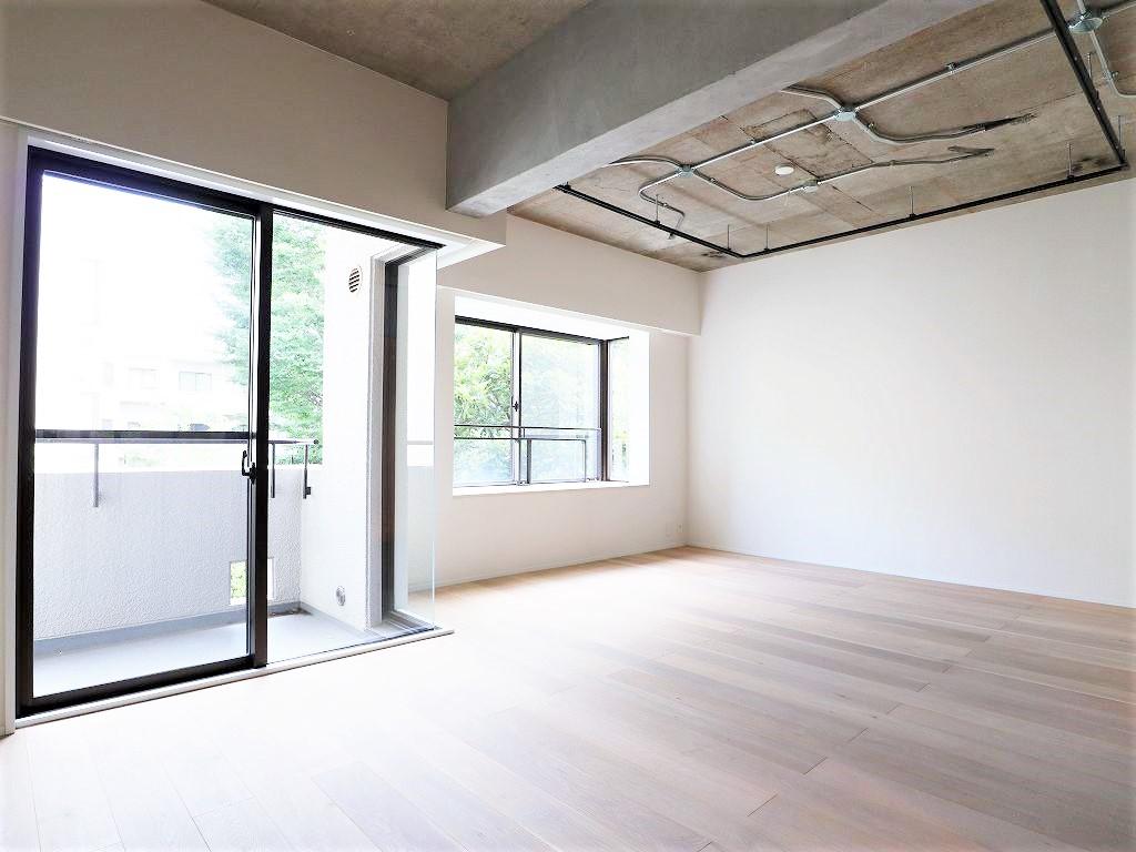天井を高くする例