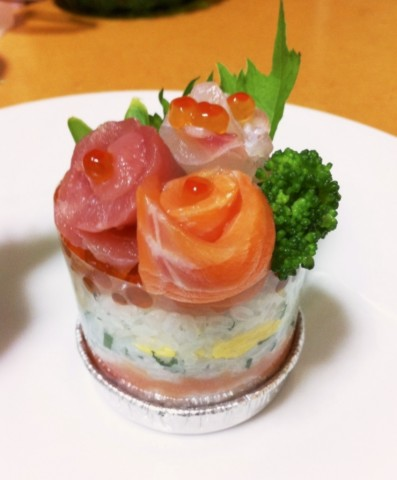 flowersushicups