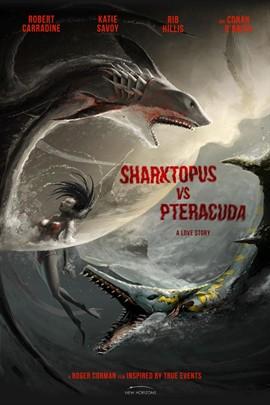 八爪狂鲨大战梭鱼翼龙完整版下载高清