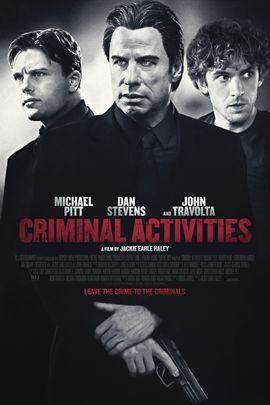 Criminal Activities_豌豆糕