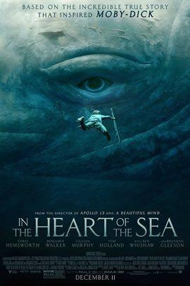 海洋深处/巨鲸传奇:怒海中心/白鲸传奇:怒海之