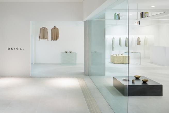 BEIGE, concept store01_takumi_ota