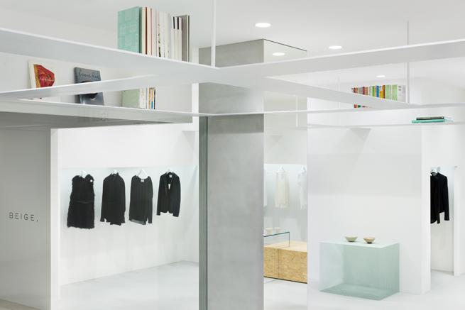 BEIGE, concept store11_takumi_ota