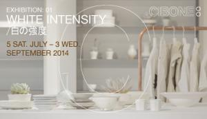 EXHIBITION: 01 WHITE INTENSITY 白の強度