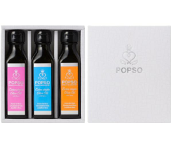 POPSO3本セット ギフトBOX