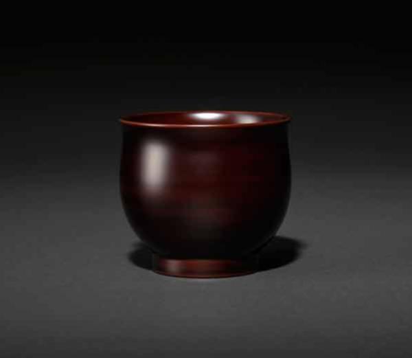 玉カップ(tama cup)|浄法寺塗(浅野奈生)(JOBOJINURI <NAO ASANO>)