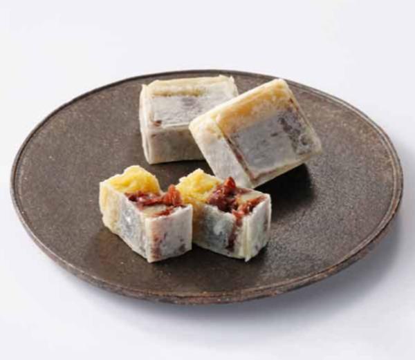 いもくりきんつば(imokurikintsuba)|桔梗屋織居(KIKYOYA ORII)