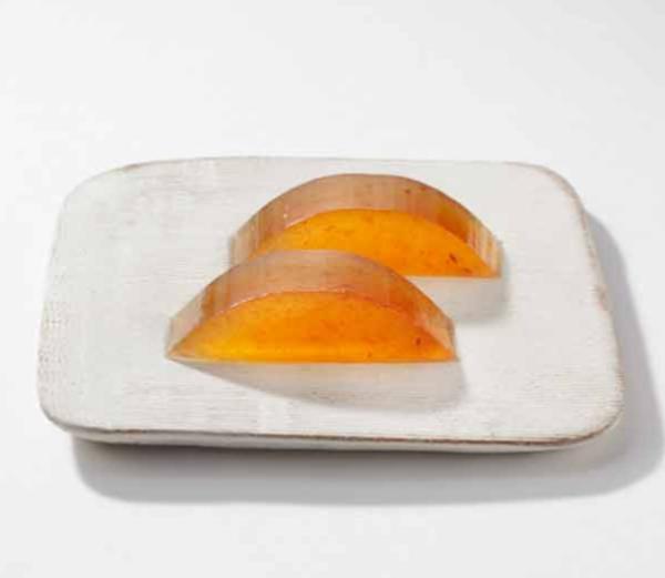 柿羊羹(kakiyoukan)|つちや(TSUCHIYA)