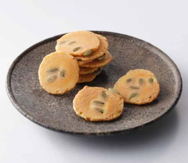 かぼちゃ煎餅(kabochasenbei)|田中屋せんべい総本家(TANAKAYA SENBEI SOHONKE)