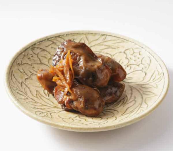 的矢かき薫煮(matoyakakikaorini)|料理旅館 橘(RYOURIRYOKAN TACHIBANA)
