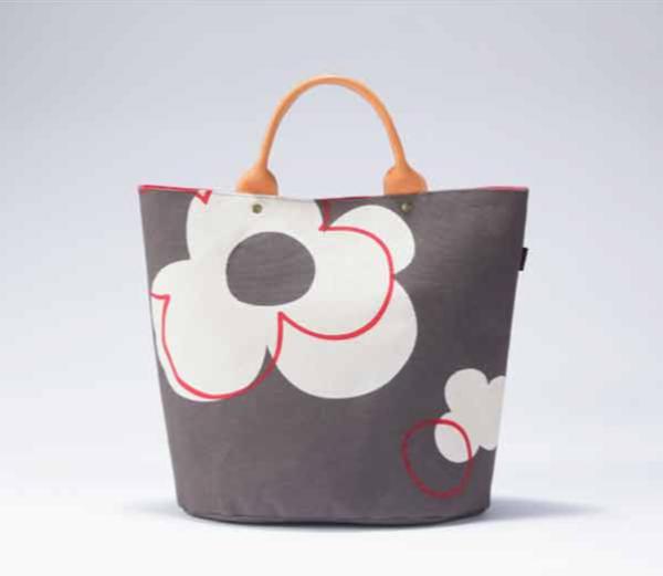 柿渋バッグ(バスケット)(kakishibu bag<basket>)【高島屋先行販売】|仁 アートショップ&スペース(JIN ART SHOP&SPACE)